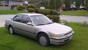 SOLD - Thank You  1990 Honda Accord EX