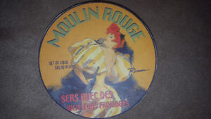 Moulin Rouge plates