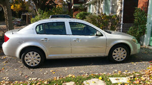 2009 Chevrolet Cobalt Sedan only 33,000 km!
