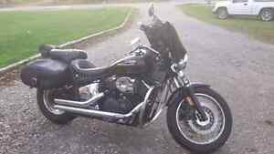 2005 V Star 1100 Custom  reduced to $3500 Kitchener / Waterloo Kitchener Area image 2