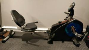 Free Spirit 2in1 - Rowing Machine and Recumbent Bike