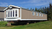 16x68 Mobile home for Sale in Weberville,near Peace River
