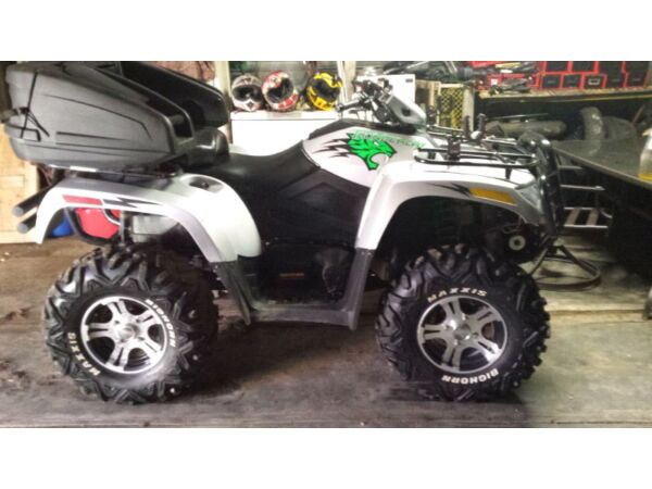 Used 2009 Arctic Cat Wildcat