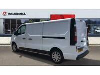 2018 Vauxhall Vivaro Lwb Diesel 2900 1.6CDTI 120PS Sportive H1 Van Van Diesel Ma