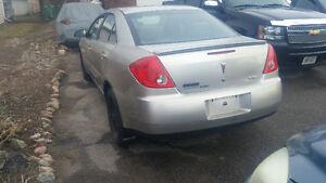 2007 Pontiac G6 Sedan (Etested)
