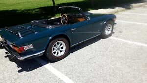 Classic TR6 for Sale