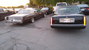 CADILLAC DEVILLE CONCOURS LUXE