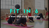 Fit in 6 - Small Group Training