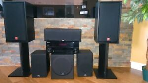 Reduced to sell!  5.1 Surround Sound Home Theater System