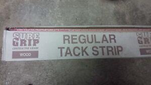 Carpet Tack Strip (Smooth Edge)