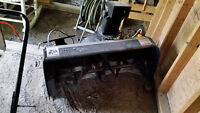 "Craftsman compact 40"" snowblower for Craftsman lawn tractors"
