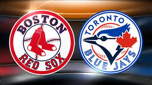 Canada Day Weekend Games - Jays Vs Boston