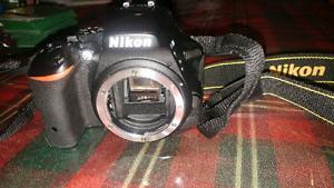 NIKON D5500 used
