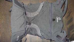 Porte Bébé Noir / Baby Carrier Black Chimparoo (Multi 2.0)