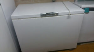 2 Chest Freezers like-new!