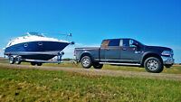 Transporting RVs, Cargo & Utility, Travel TRAILERS & BOATS