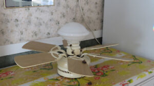 29 inch ceiling fan with light