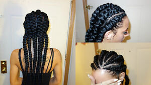 Caucasian Hair Braiding- Very Affordable London Ontario image 10
