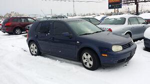 2004 Volkswagen Golf TDI 5SPD ***CERTIFIED & ETESTED***