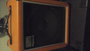 Roland Cube 60 Bass Amp