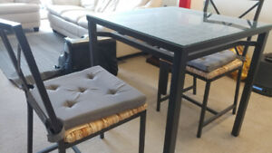 Dinette Set - Condo Friendly *MUST SEE!