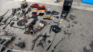 VW MK2 Parts- 16v Parts included