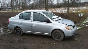 2001 Toyota Echo ou buick rendez vous 2003 plusieurs pièces neuf West Island Greater Montréal image 2