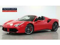 2016 Ferrari 488 2016 66 Ferrari 488 3.9 Spider Petrol red Semi Auto