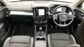 2019 Volvo XC40 D3 Momentum Pro Manual Rr.Sen Manual Diesel Estate