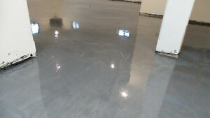 Polished Concrete, Epoxy Flooring Industrial, Commercial, Instit London Ontario image 3