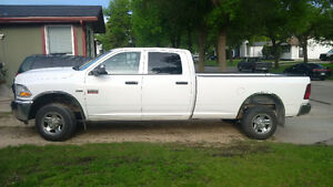Lower Price Saftied!!! 2011 Ram 2500 ST 4 door 5.7 Hemi Truck