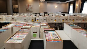 Huge Comic Graphic Novel sale is back Saturday Aug 24th