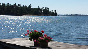 Georgian Bay Waterfront - September Available