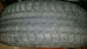 bmw x6 winter tire 255/50/19 London Ontario image 1