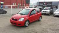 2005 Toyota Echo CE *GREAT SMALL CAR 101,000KM*