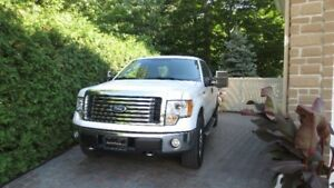 2010 Ford F-150 XLT pick up modele XTR 4x4 crew cab