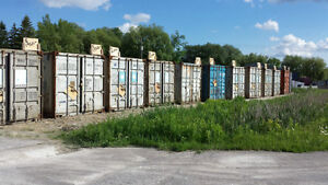 20' 40' and 40 High cube Shipping Containers PETERBOROUGH ON Peterborough Peterborough Area image 9