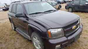 2008 Chevy trailblazer 4x4