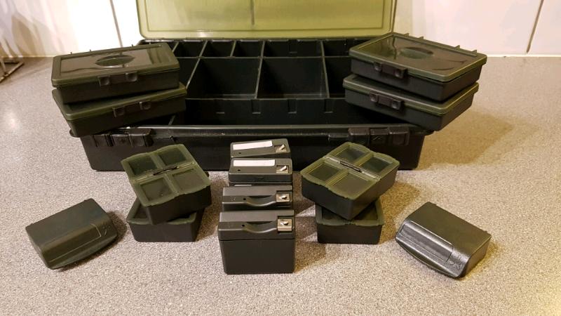 Fox F Box 8 Compartment System