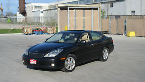 2006 Lexus  ES330, Leather Sunroof,  3 years warranty available