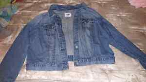 Xxl jean jacket