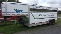2001 JAMCO Custom Horse Trailer