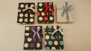 ~~~~~ JEWELLERY GIFT BOXES - NEW ~~~~~