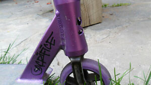 Sacrifice Flyte 115 Scooter (purple)