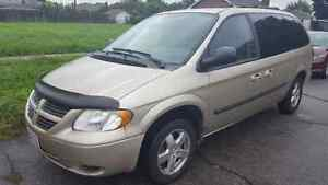 2006 dodge caravan safety and e-tested
