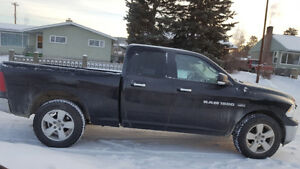 2012 Dodge Ram 1500 SLTsport looking to traid for minivan.