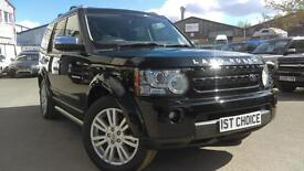 2011 LAND ROVER DISCOVERY 4 SDV6 HSE JUST 1 PRIVATE OWNER 22 INCH WHEELS