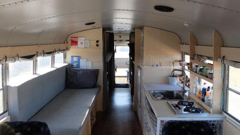 Skoolie for sale - School Bus Conversion Resources