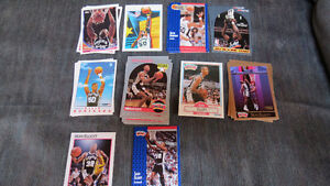 San Antonio Spurs players cards(Rodman,Robinson,Elliot)