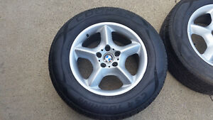 BMW X5 All season tires and rims
